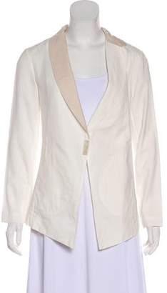 Brunello Cucinelli Lightweight Silk-Blend Blazer