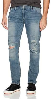 GUESS Men's Slim Fit Tapered Jean