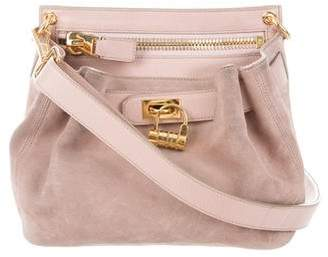 Tom Ford Lock-Front Crossbody Bag