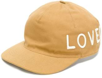 Gucci Loved embroidered cap