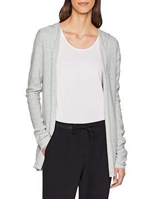 PURE Grey Opus Women's Donna Cardigan, Melange 8050), (Size: 42)