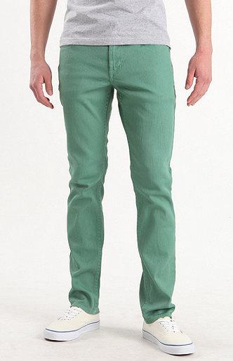 Bullhead Denim Co Dillon Skinny Color On Khaki Jeans