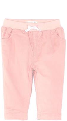 Pumpkin Patch Girls' Powder Pink Pincord Pant