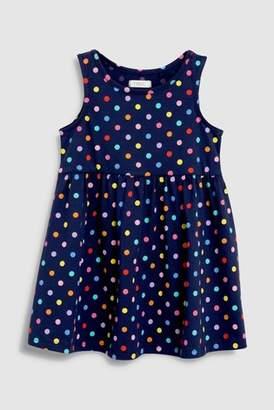 Next Girls Stripe Dress (3mths-7yrs)