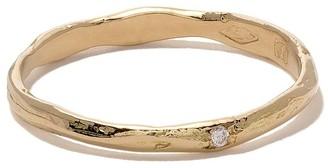 Wouters & Hendrix Gold ダイヤモンド リング 18Kイエローゴールド