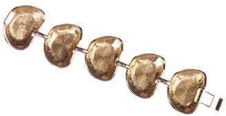 Valentino Massive Faux Nugget Coral Bracelet