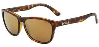 Bolle 473 Sunglasses - Shiny Tortoise Frame - Polarized AG14 Oleo AR Lens - 12067