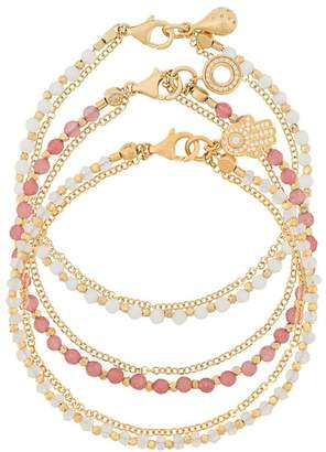 Astley Clarke The Promise bracelet stack