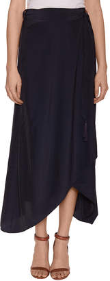 Calypso St. Barth Durna Solid Long Skirt