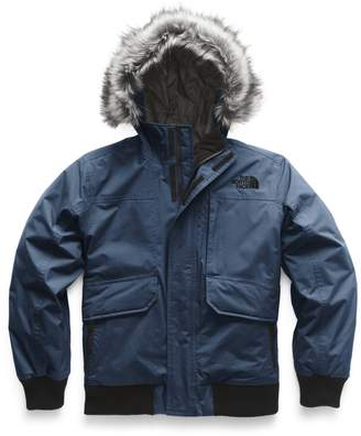 The North Face Gotham Hooded 550 Fill Power Down Jacket
