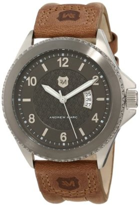 Andrew Marc Men 's a11101tp Heritage Roadside 3 Hand Movement Watch
