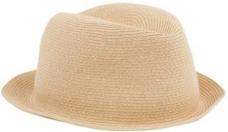 Prada Beige Cotton Hats