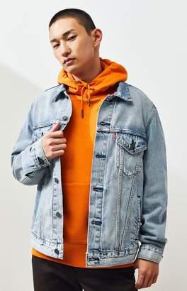 Levi's Virgil Trucker Denim Jacket