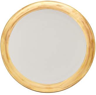 Glamorous Alex Papachristidis Exclusive Moderne Gold Rim Charger