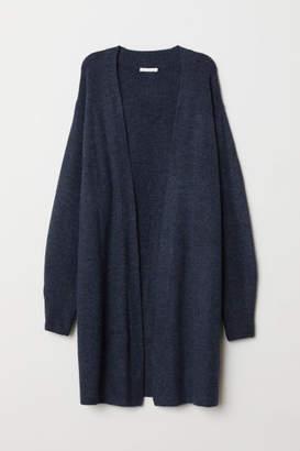 H&M Long Cardigan - Blue