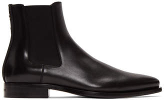 Givenchy Black Dallas Chelsea Boots
