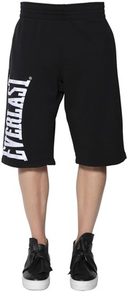 Ports 1961 Everlast Printed Cotton Shorts