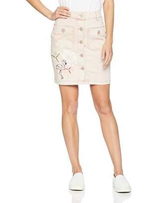 Desigual Women's Samba Caramba Skirt
