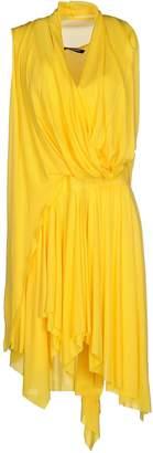 Balmain Knee-length dresses