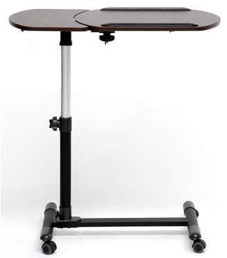 Latitude Run Kharbanda Wheeled Laptop Stand