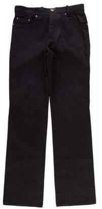 Chrome Hearts Sterling Five-Pocket Jeans