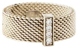 Tiffany & Co. Diamond Somerset Band