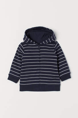 H&M Hooded Jacket - Blue