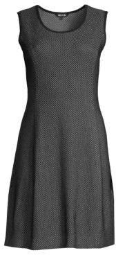 Misook Suit and Dress Program Honeycomb Dress