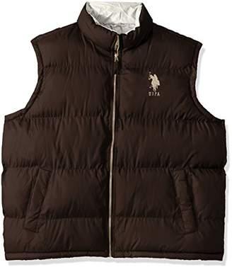 U.S. Polo Assn. Mens Standard Basic Puffer Vest