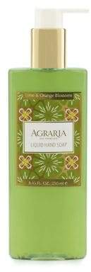 Agraria Lime& Orange Blossoms Liquid Hand Soap/8.45 oz.