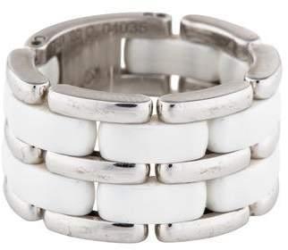 Chanel 18K Ultra Ring