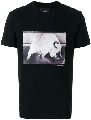 Blood Brother x Liberty Exclusive Bull T-shirt