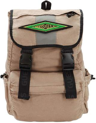 GUESS Ia Usa Cotton Backpack 47d87f8fcb2bd