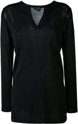 Woolrich v-neck sweater $143.48 thestylecure.com