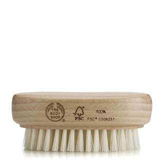 The Body Shop Wooden Nail Brush