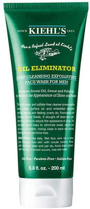 Kiehl's Oil Eliminator Deep Cleansing Exfoliating Face Wash For Men