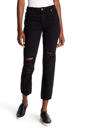 Rolla's Miller Skinny Straight Leg Jeans