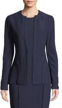 St. John Ana Boucle Knit Jacket