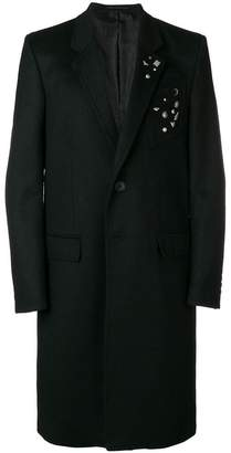 Givenchy single-breasted coat