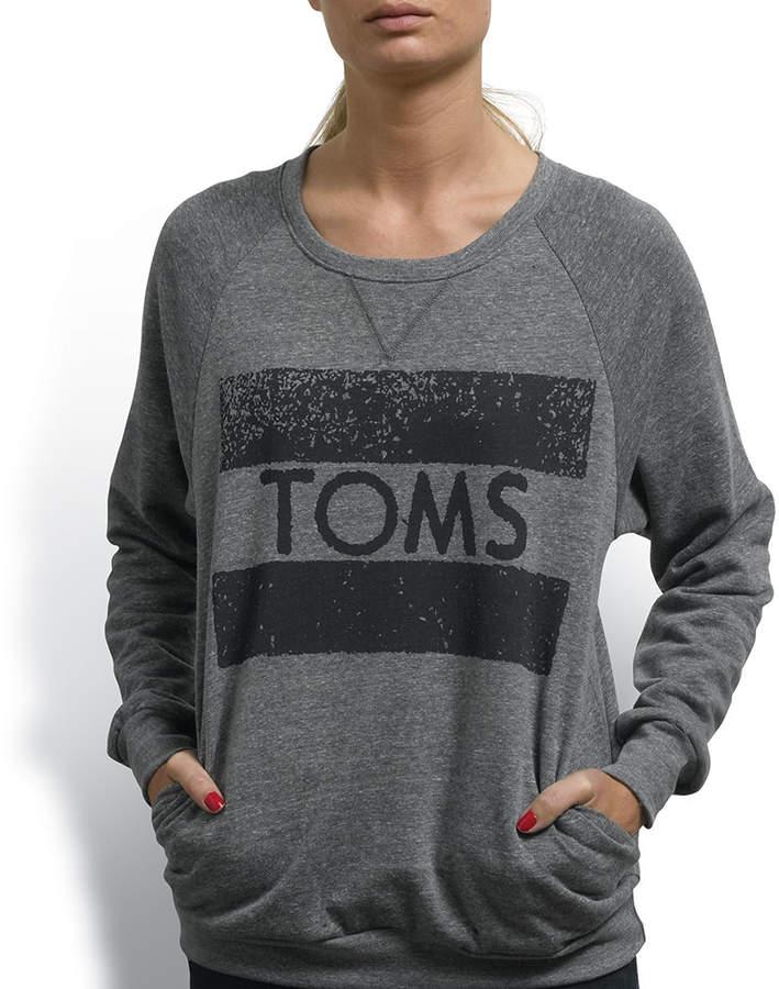 TOMS Crew Neck Sweatshirt 3