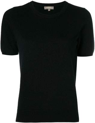 N.Peal round neck knitted T Shirt