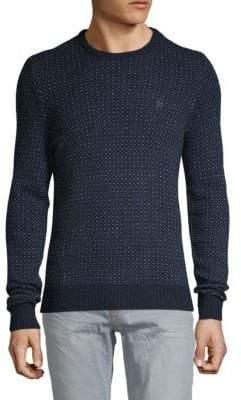 Original Penguin Textured Crewneck Sweater