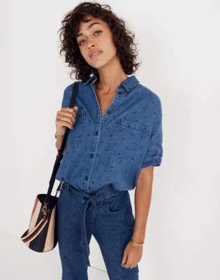 da7d70a08 Madewell Blue Women's Tops on Sale - ShopStyle