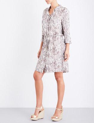 Heidi Klein Zanzibar woven shirt dress $235 thestylecure.com