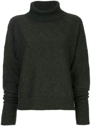 Maison Margiela roll-neck long-sleeve sweater