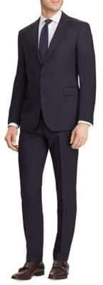 Ralph Lauren Purple Label RLX Gregory Wool Twill Suit