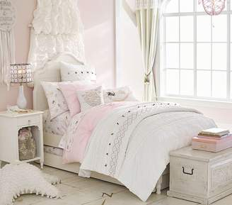 Pottery Barn Kids Juliette Bed & Classic Mattress Set