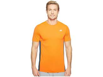 New Balance Accelerate Short Sleeve Men's T Shirt
