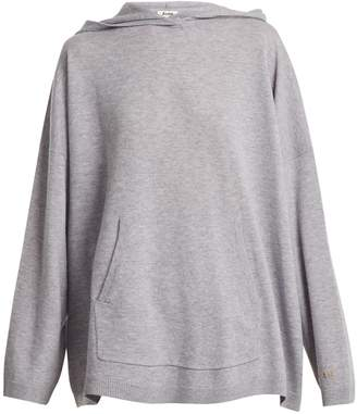 Acne Studios Hooded wool sweater