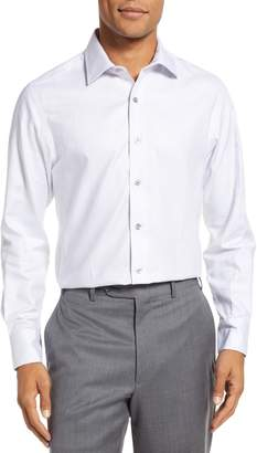 STANTT Classic Fit Solid Dress Shirt